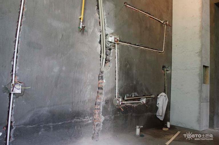 水电改造注意事项